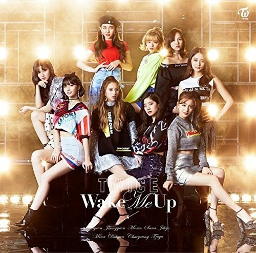 CD : Twice - Wake Me Up (Extended Play, Japan - Import)