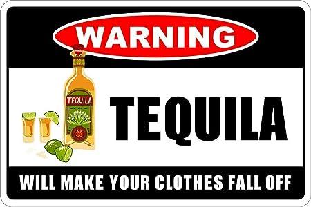 KELLEN WHITEHEAD Warning Tequila Cartel Divertido de la ...