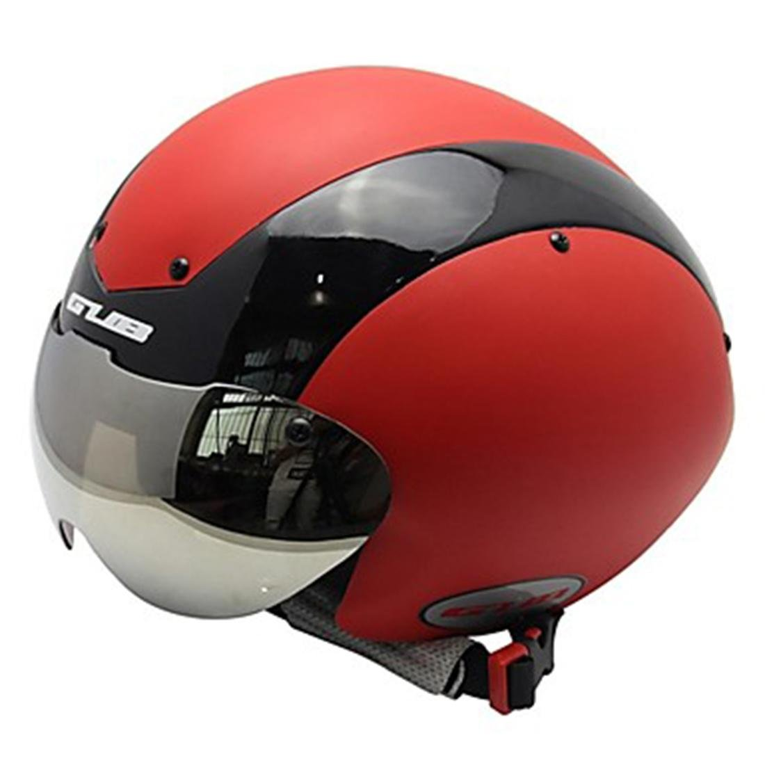 Sports Bike Helmet 13 Vents Cycling Cycling Mountain Cycling Road Cycling PC EPS Black With Cool Glasses Road Site