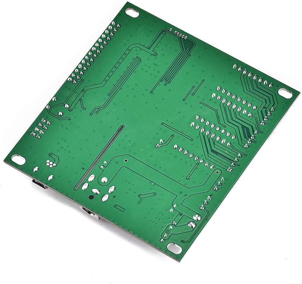 Schutzbrille f/ür DIY Laser Graviermaschine 12V Fixfokus einstellbarer Laserkopf 7000MW Lasermodul 100-240V Laserkopf Graviermodul HUKOER 7W 450nm TTL PWM Blaulaser Steuermodul