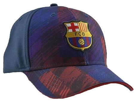 Cappellino Barcellona Calcio Cappello Baseball Con Visiera PS 04702 ... 4d173a2d0be6