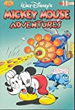 img - for Mickey Mouse Adventures Volume 11 (v. 11) book / textbook / text book