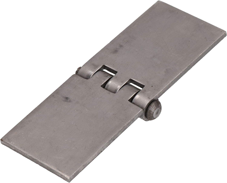 2 pack d/'acier solides charnières industrielles très renforcé 50x137mm