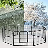 BestPet Dog Pen Extra Large Indoor Outdoor Dog