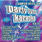Music : Super Hits 34 [16-song CD+G]