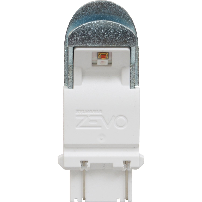 Amazon.com: SYLVANIA ZEVO 4157 Amber LED Bulb, (Contains 2 Bulbs): Automotive