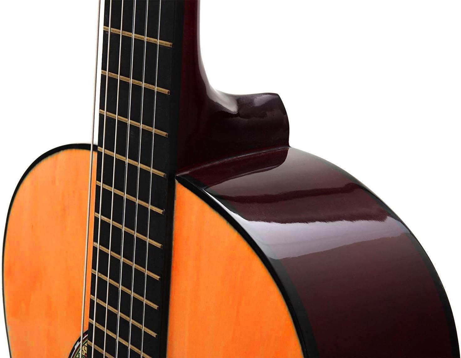 Guitarra española clásica Romanza mod VICTORIA 3/4 - Rockmusic ...