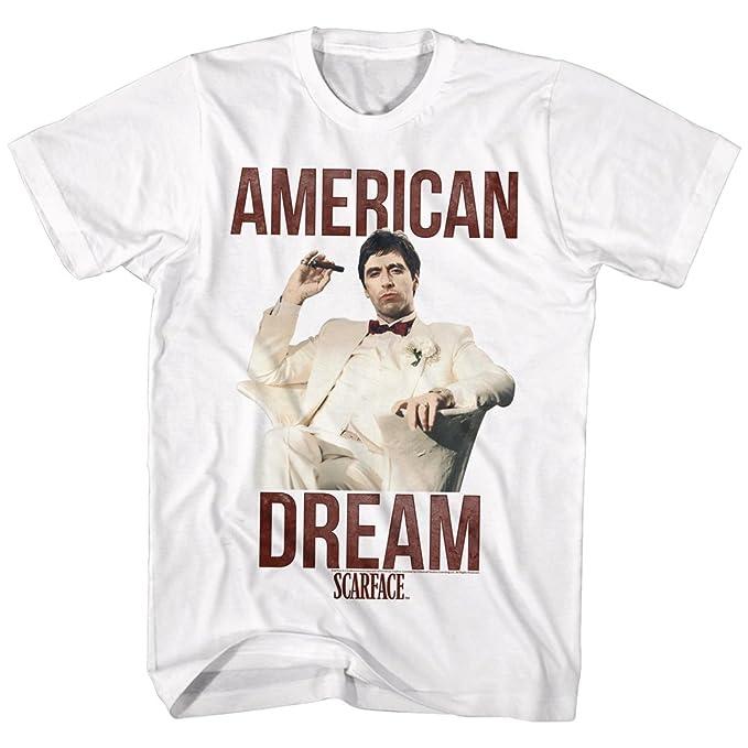 big sale 53df0 34488 Amazon.com: Scarface American Dream Crime Movie Al Pacino as ...