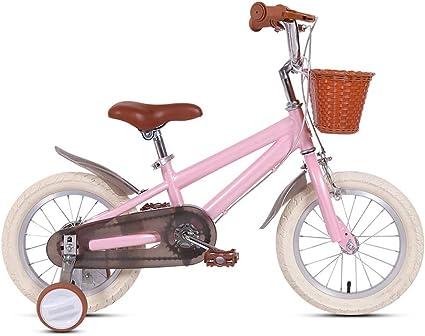 TXTC Bicicleta Cruiser del Vintage 14 16 18 Pulgadas De Bici ...
