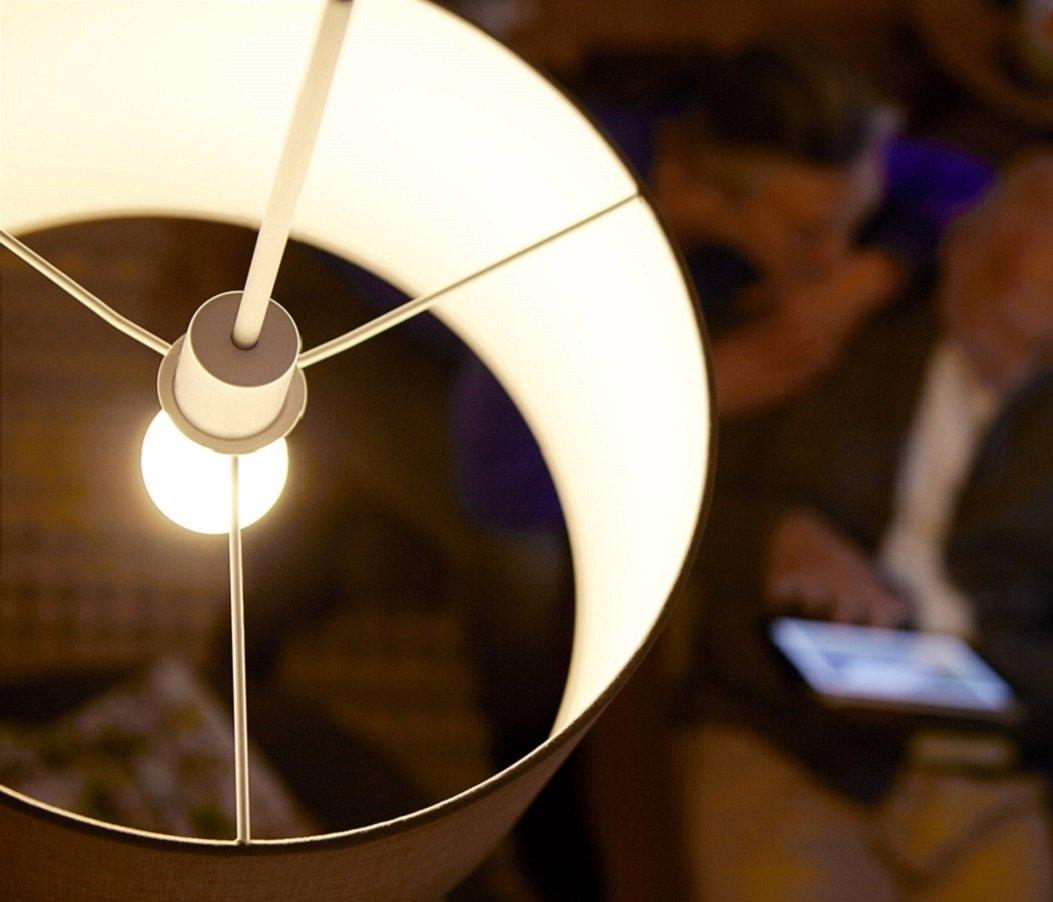 Philips LED Bombilla Est/ándar  de casquillo gordo E27 12.5 W pack 2 unidades luz fr/ía