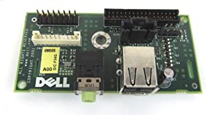 Genuine Dell 0M686 Dimension 4550, 8250, 8300 OptiPlex GX60, GX260, GX270, Precision WS350, WS360 Front USB Audio I/O Input Output Control Panel Board Card Compatible Part Numbers: 0M686, 00M686