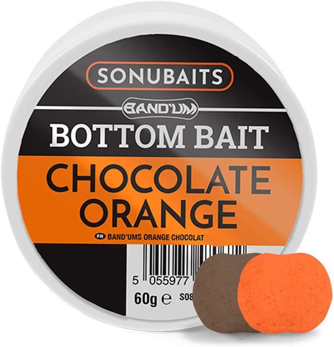 Sonubaits K/öder-Bandums Schokoladenorange
