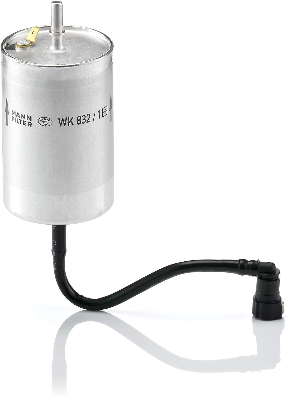 Original Mann Filter Kraftstofffilter Wk 832 1 Für Pkw Auto