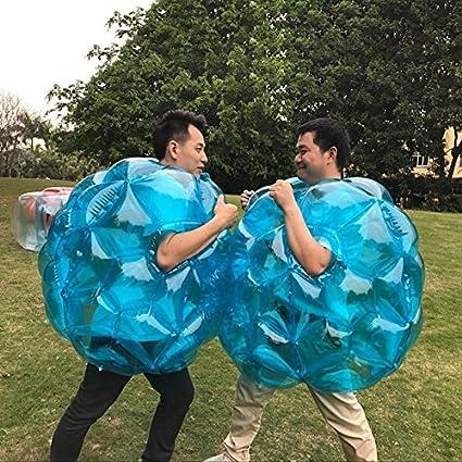 Dailyinshop Bola hinchable de PVC ecológica para niños ...