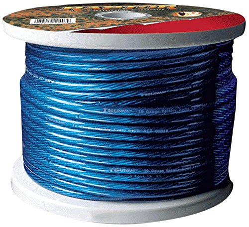 METRA Ltd BC10BL-250 Metra: Battery Cable 10GA 250' Blue
