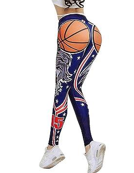Leggings Deportivos para Mujer Fitness Gimnasio Leggings Mujer ...