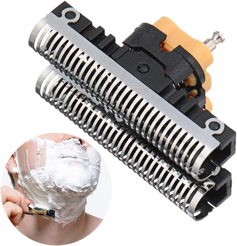 Bloque de corte para máquina de afeitar masculina, soporte de cuchilla de afeitar, cuchilla de repuesto para máquina de afeitar eléctrica para hombre, compatible for Braun 30B 30S 31B 31S 51B 51S