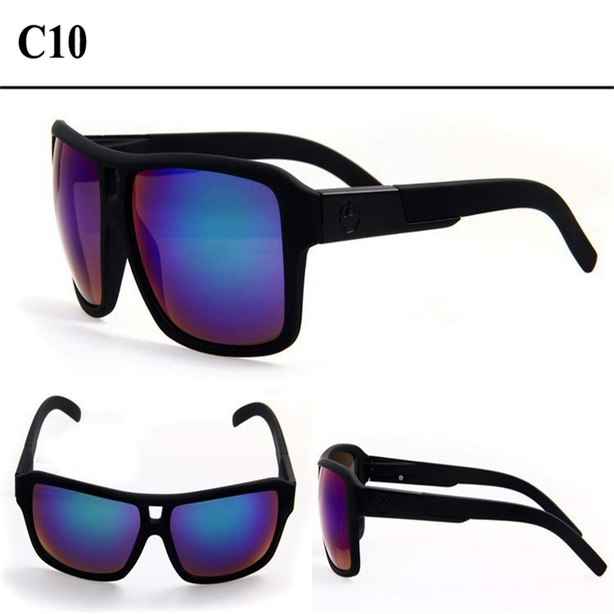 Sunglasses Men//Women Square UV400 Driving Eyewear Sun Glasses Vintage