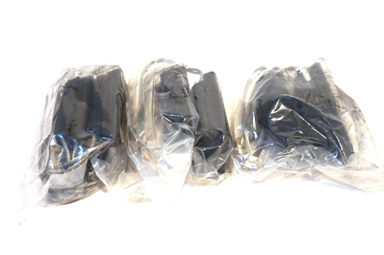 6 NEW NATIONAL CARBON 36A164456AAP21 CARBON BRUSHES T563