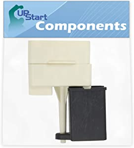 W10613606 Refrigerator Compressor Start Relay & Capacitor Replacement for Kenmore/Sears 5969535611 Refrigerator - Compatible with W10613606 Start Device Relay Overload With Capacitor