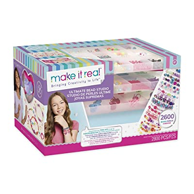 Danawares Make It Real Ultimate Jewelry Station Age/Grade 8+: Toys & Games