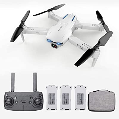 Kecheer GPS FPV Drones with Camera for Adults Adjustable Wide Angle 4K 5G WiFi Gesture RC Drone, Photor/Video 25601440P, MV RC Quadcopter Follow Me Drone, 1000M Control Range (1/2/3 Batteries): Home & Kitchen