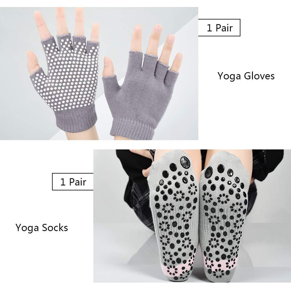 Abbigliamento sportivo Bambine e ragazze FUBULECY Pantaloni Sportivi di Yoga Pantaloni Sportivi di Fitness