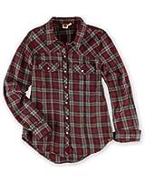 Roxy Womens Western Button Up Shirt