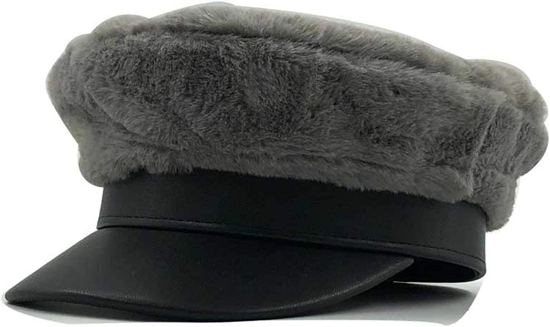 Women Knitted Hats Rabbit...