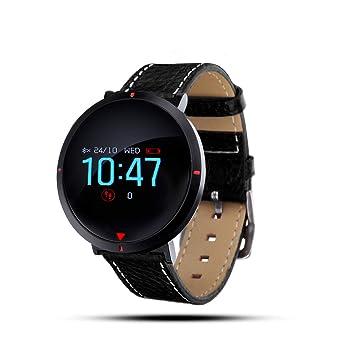 Sport Smartwatch Femme GOKOO Montres Connectées Tendance Montre Intelligente Bluetooth Bracelet IP67 étanche Femme Fitness Tracker Moniteur de ...