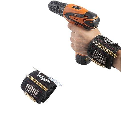 Pulsera magnética, cinturón de herramientas wrist-band correa ...