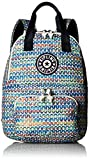 Kipling Women's Declan Printed Backpack, Vibrant Flow
