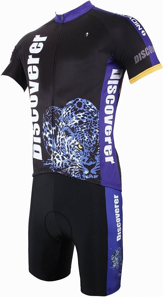 YGBH Ropa de Ciclismo, Conjunto de Camisa para Hombre, Bicicleta, Pantalones Cortos neutrales, Bicicleta de montaña, Ropa Interior, protección de Seguridad, Equipo de equitación, Amortiguador 3D,L: Amazon.es: Hogar