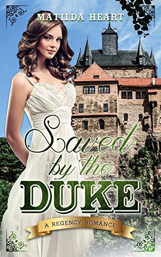 Romance Regency Saved Duke ebook product image