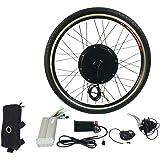 Kit de conversión de bicicleta eléctrica E de 1000 W Kit de herramienta de aleación de aluminio…