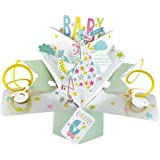 Second Nature Baby Shower Pop Up Card