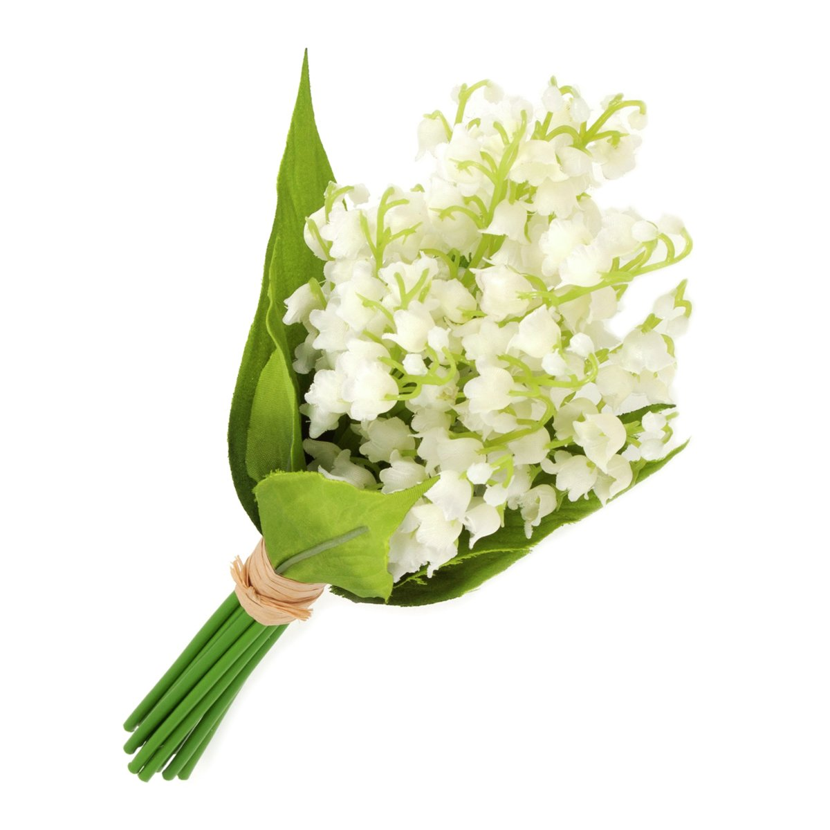 Amazon Floristrywarehouse Artificial Lily Of The Valley Bundle
