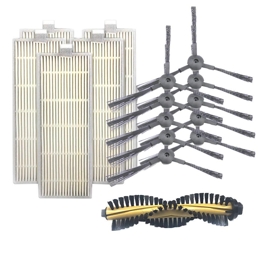 Cyond - Juego de piezas de repuesto para robot aspirador ilife V3s ...