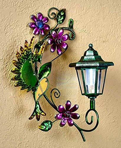 Hummingbird Outdoor Lights - 7