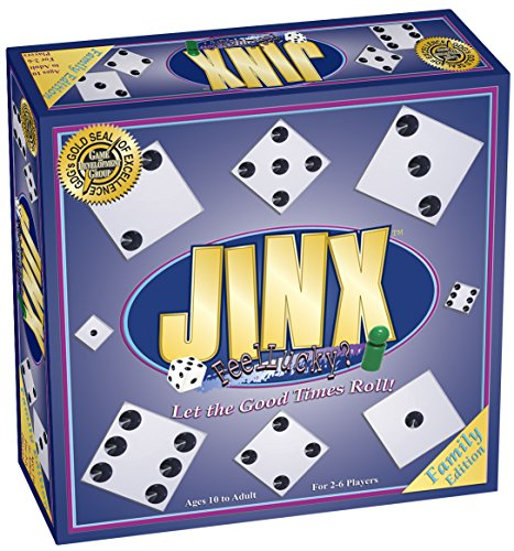 JINX Family Edition Board Game product image