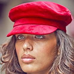 RACEU ATELIER Gorra Otto - Color Rojo - Gorras Mujer - Terciopelo de  Algodón - Retro 5768ad6125b