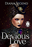 Devious Love: A Stand-Alone WWBM Romance (Once Upon a Villain Book 2)