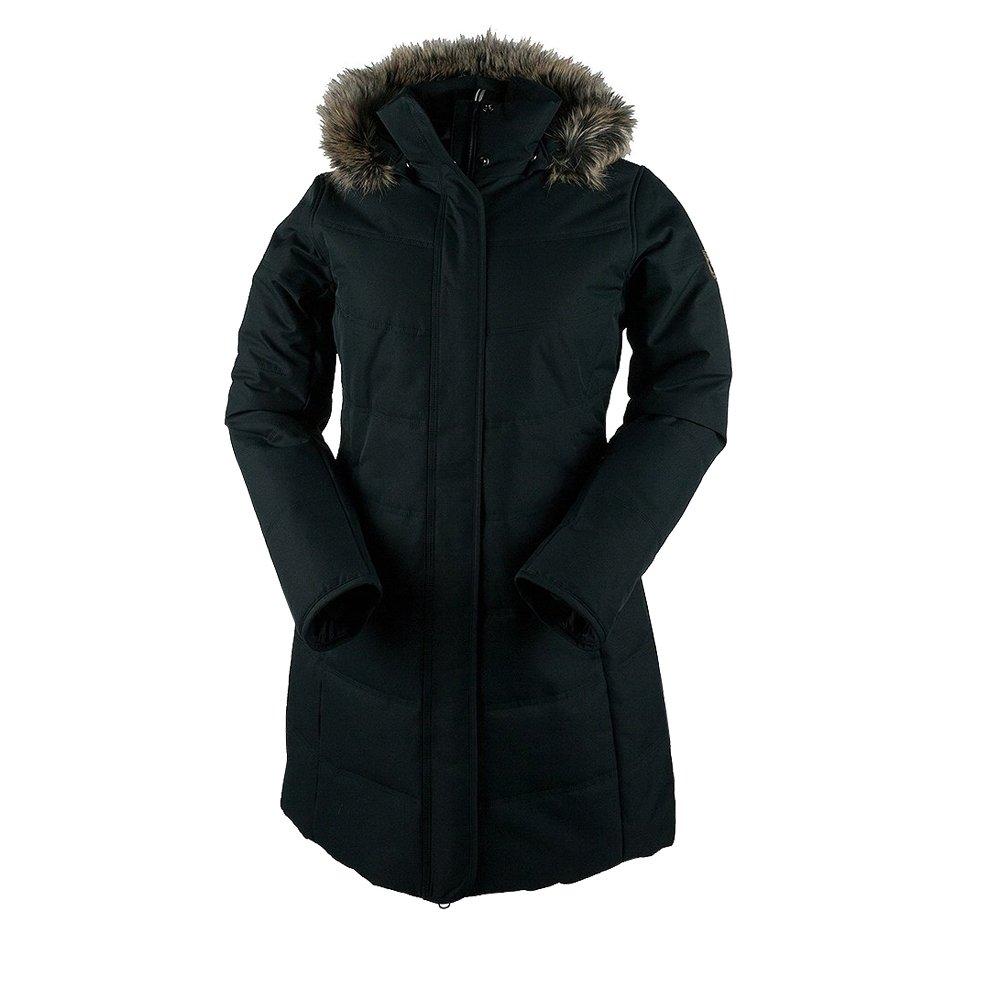 Amazon.com  Obermeyer Women s Tuscany Insulated Parka Jacket (Black ... 88c1bd0f2