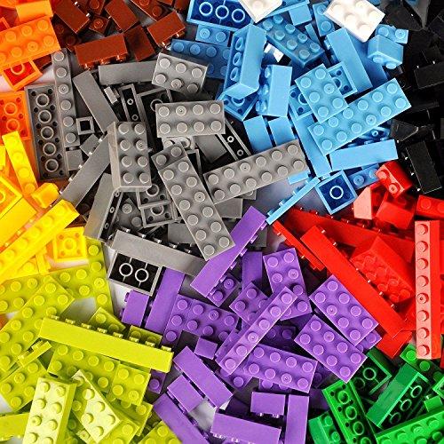 1000 Pieces of Building Bricks Bulk Block Compatible Lego