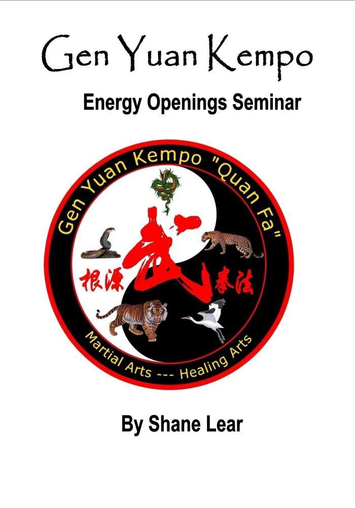 Gen Yuan Kempo Energy Openings Seminar by