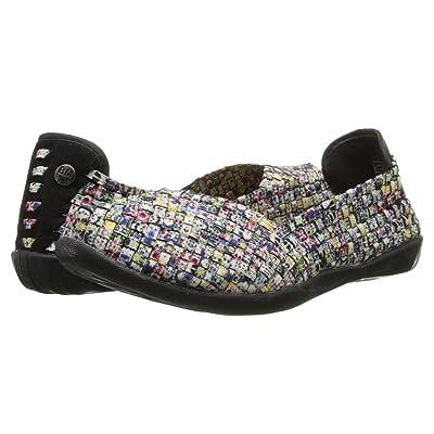 Bernie Mev Women's Braided Catwalk Splash Flats - 10.5 B(M) US | Flats