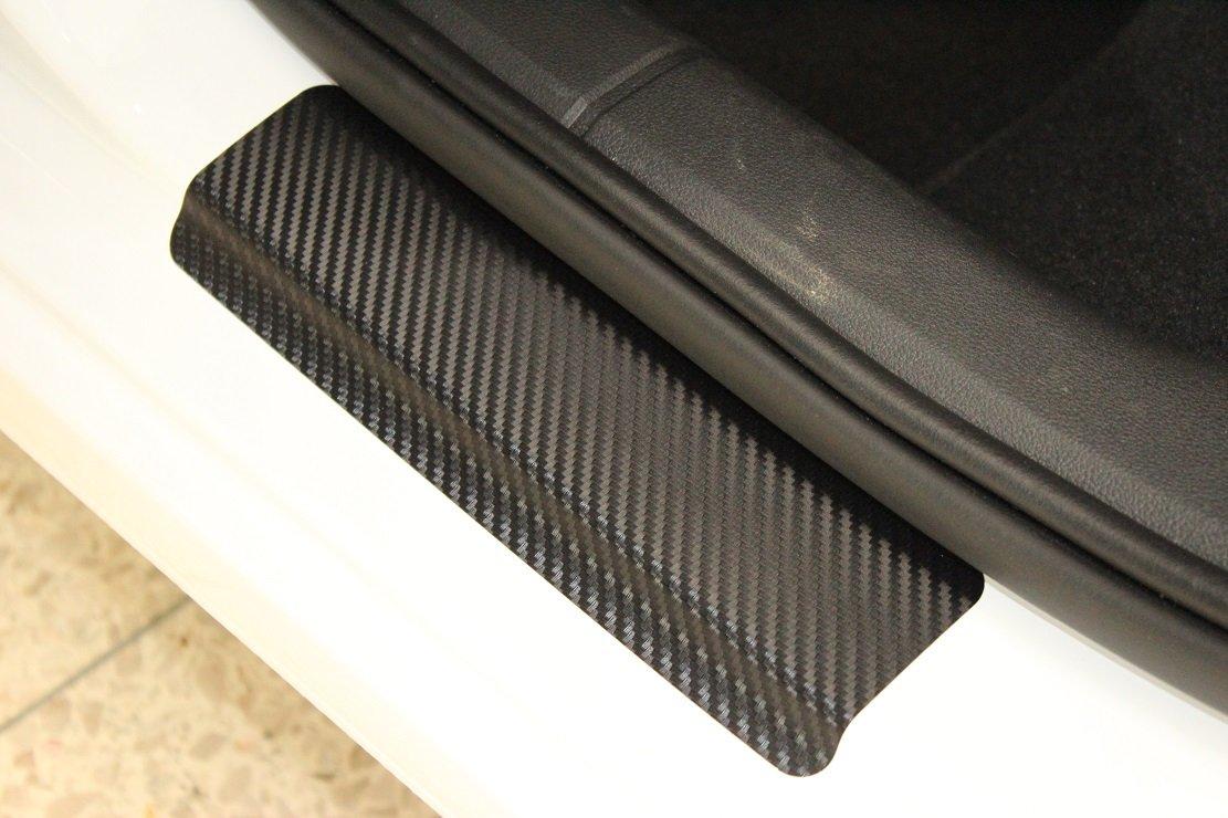 Einstiegsleisten Lackschutzfolie Schutzfolie 3D CARBON Folie T/üreinstiege Einstiege 2156