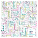 Shimelle 351326 Specialty Paper Multi