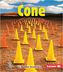 Book Cone (First Step Nonfiction Solid Shapes)