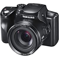 "Samsung WB2100 16.4MP CMOS Digital Camera with 35x Optical Zoom, 3.0"" LCD Screen and 1080i HD Video (Black) (Old Model)"